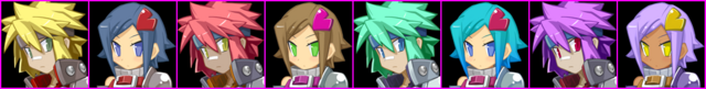 File:Mugen Souls Z Soldier jobs small portraits.png