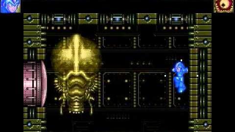 Mugen MegamanX vs Phantoon