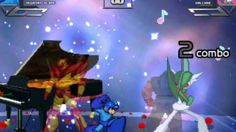 Y300 MUGEN - DCL Megaman(Me) vs