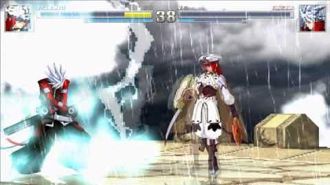 Tsubaki(me) vs Ragna