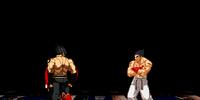 Kazuya's Stage