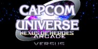 Capcom Universe: Nexus of Heroes
