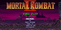 Mortal Kombat 2 MUGEN