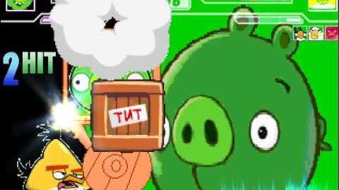 MUGEN Minion Pig vs Angry Birds