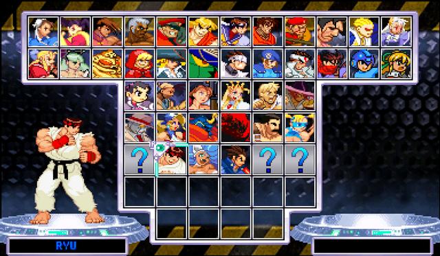File:CapcomUniverseRoster.png