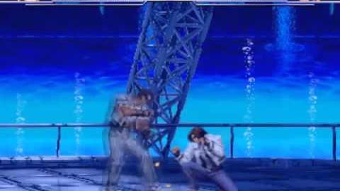 Mugen Sinking Base ▶ Kyo Kusanagi(Nests style) & Clone Kyo