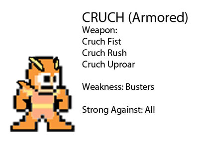 Cruch Armored