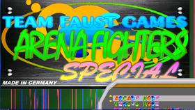 TFGAF Special - Menu Title Screen