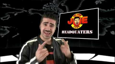 Angry Joe is in a Video Game! Joe vs