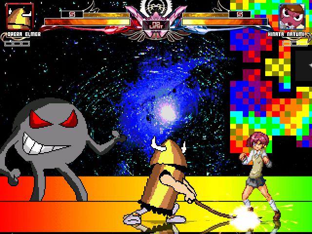 Galactic Spectrum's Stage