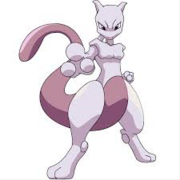 Mewtwo's here!