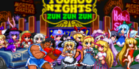 Touhou Casino Night