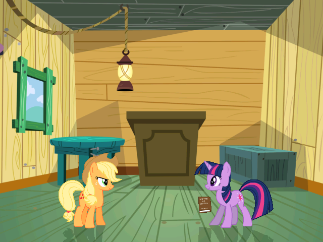 Cutie Mark Crusaders Clubhouse
