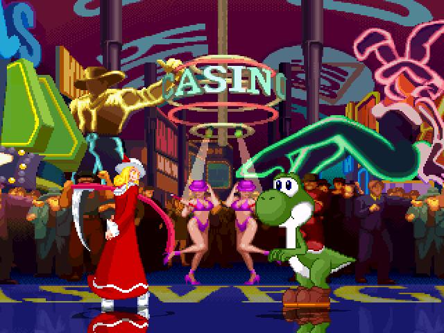 Vegas stage image