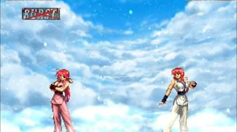 """MUGEN Another Kung Fu Girl Z (me) VS Kung Fu Girl""""s"""""""