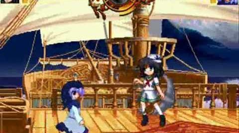Touhou MUGEN 34 - Captain Murasa