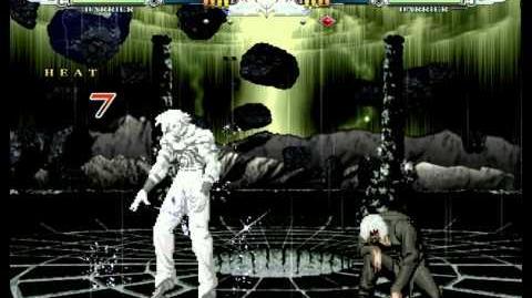 -MUGEN- God Orochi (AI) vs Element (AI)