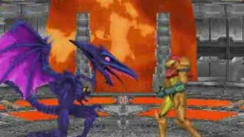 MUGEN BaganSmashBros - Watch - Ridley-X vs Samus