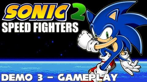 Sonic Speed Fighters 2 - Demo 3 Gameplay