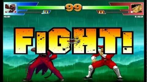 ShinSmoke's MUGEN Another Asura(me) vs M