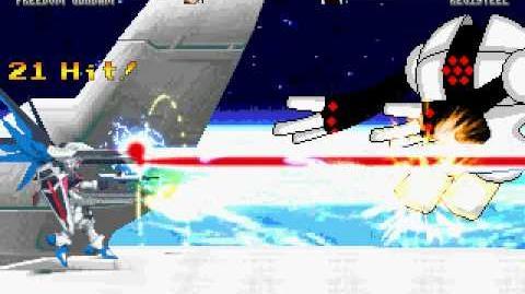 Star-X Mugen Freedom Gundam 1 - Registeel