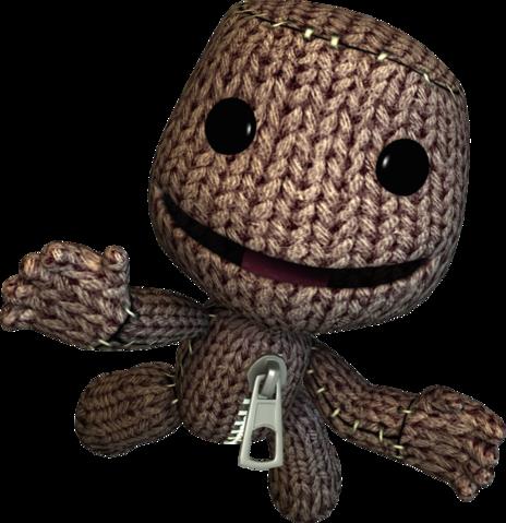 File:Sackboy in little big planet render 2 by ichgovastolorde-d5l8rkk.png