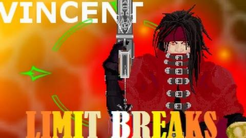 Mugen VINCENT Limit Breaks