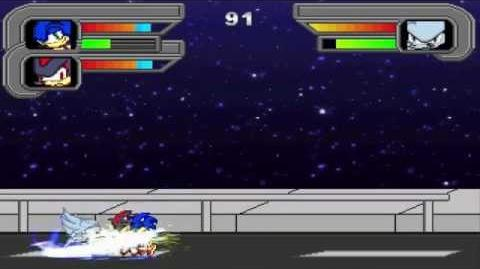 Sonic Speed Fighters 2 - Sonic & Shadow VS Nazo