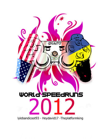 World Speedruns 2012 logo
