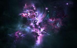 Big thumb outer space stars purple nebula desktop 1680x1050 wallpaper-164469