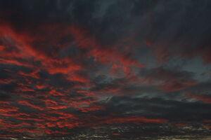 Approaching dark