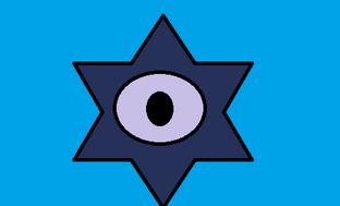 Eyeball Flag