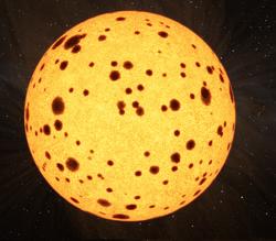 The star Nivanen