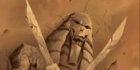 Stone Mummies