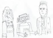 Retro Robot Resentment