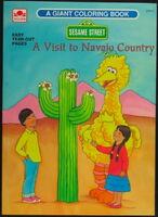 1993 visit to navajo country 1