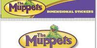 Muppet stickers (EK Success)