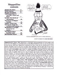 Muppetzine 11 p01