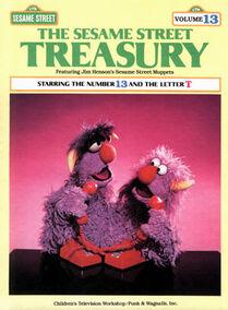 The Sesame Street Treasury Volume 13