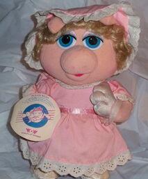 Little boppers baby piggy 1987