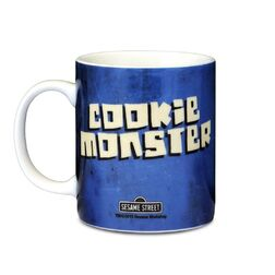 United labels 2015 mug cookie monster b