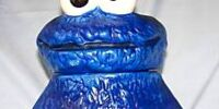 Sesame Street cookie jars (California Originals)