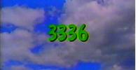 Episode 3336