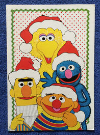 Drawing board 1977 christmas cards 8