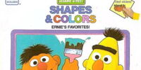 Shapes & Colors: Ernie's Favorites!