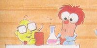 Bunsen (Muppet Kids)