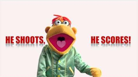 MUPPETS MOST WANTED - He Shoots, He Scores!