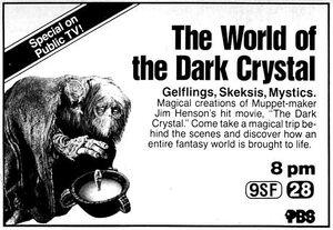 World of DarkCrystal promo