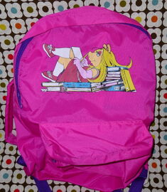 Backpack piggy 1