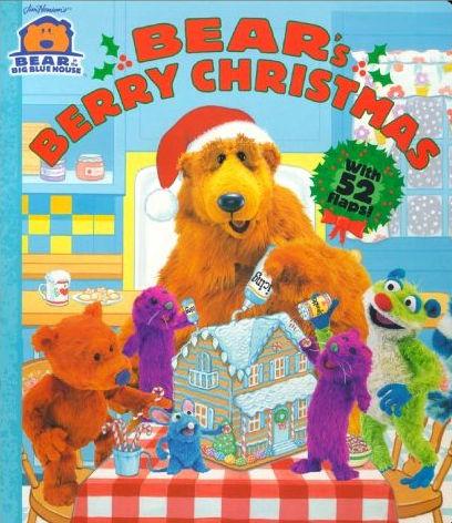 Bear in the Big Blue House Christmas books   Muppet Wiki   FANDOM ...